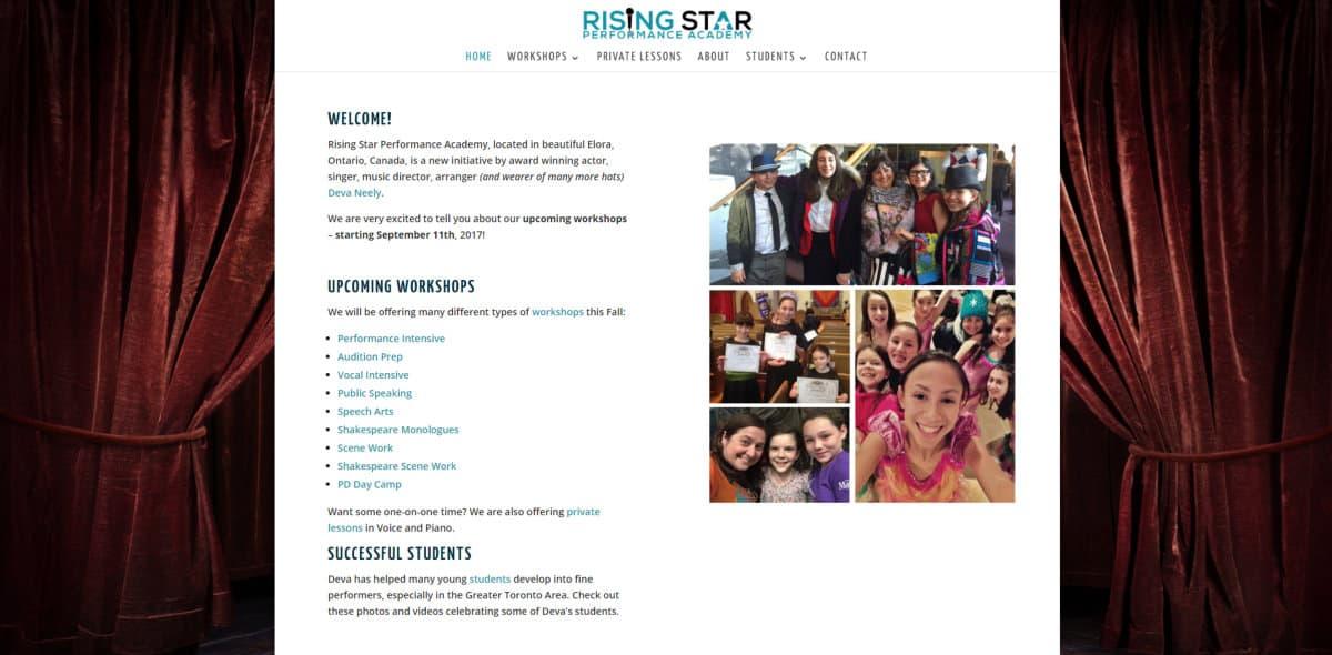 RisingStarPerformanceAcademy