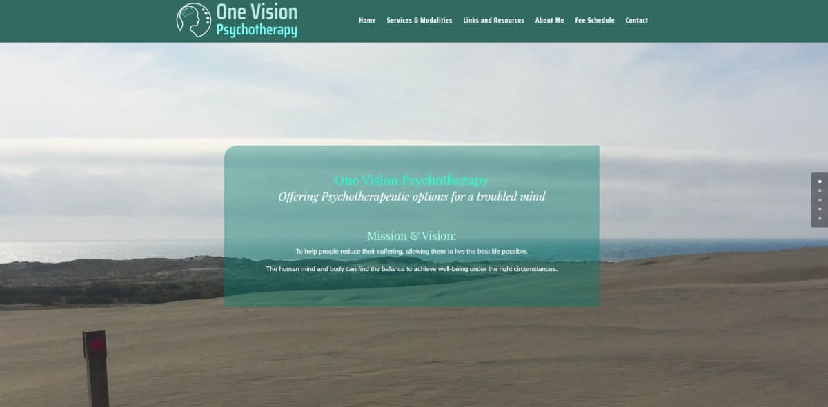 OneVisionPsychotherapy.com