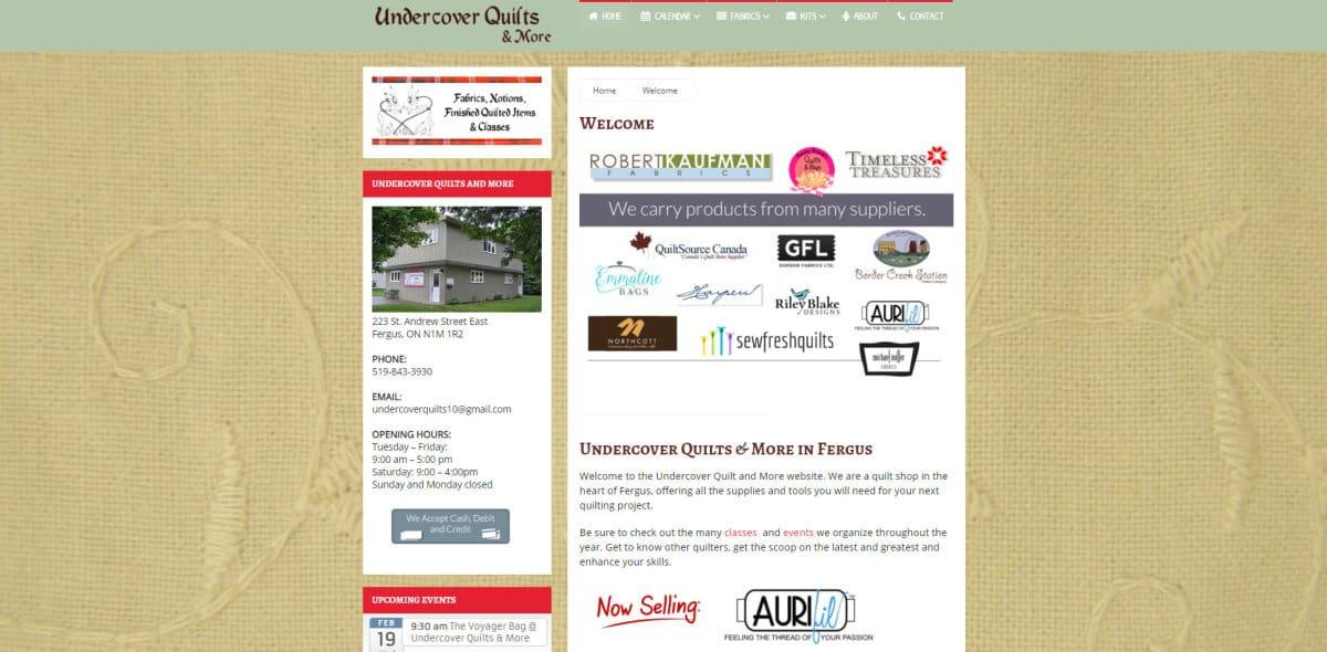 UndercoverQuilts.ca